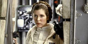 Carrie Fisher, intramontabile Principessa