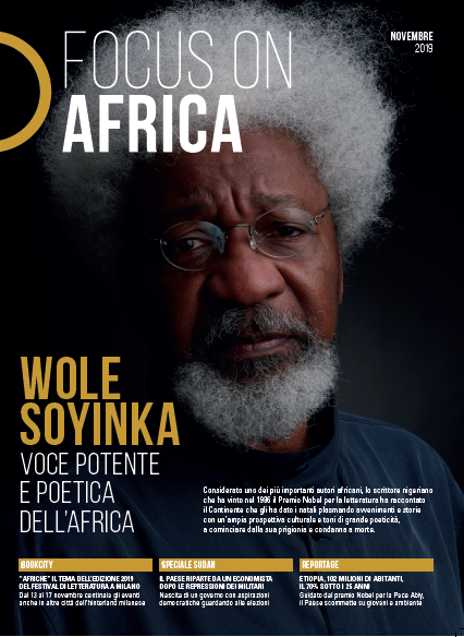 "CAVALLO E NAPOLI EDITANO ""FOCUS ON AFRICA"""